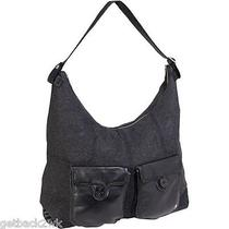 New Nixon Tote Satchel Shopper Purse Handbag Bag Hobo Vegan Pins and Needle Photo