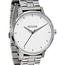 New Nixon Women's Kensington Watch Quartz Wristwatch White Photo