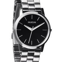 New Nixon Women's the Small Kensington Watch Quartz Wristwatch Black Photo