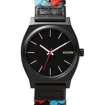 New Nixon Women's the Time Teller Watch Quartz Wristwatch Photo