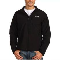 New North Face Softshell Apex Bionic Mens Jacket Black Large Photo