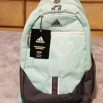 New Nwt Adidas Foundation v Laptop Backpack Scrimmage Brasilia Elemental Bts Photo