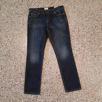 New Nwt Aeropostale Women's Skinny Jeans Size 9/10 Short Bayla Distressed Photo