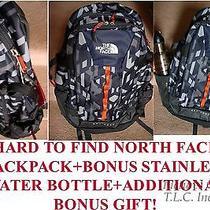 New/nwt Cano Unique Base Camp North Face Hot Shot Backpackbonus H20 Bottlemore Photo