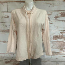 New Nwt Forever 21 Pale Blush Pink Sweatshirt Pullover Dolman M Medium Photo