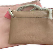 New Nwt Kate Spade Leather Blush Pink Polly Crossbody Bag Photo