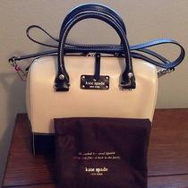 New Nwt Kate Spade Wellesley Berkeley Lane Alessa Leather Satchel Purse Bag  Photo