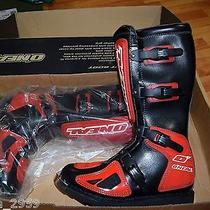 New o'neal Oneal Element Offroad Motocross Mx Atv Boot Racing Men's Sz 9 Photo
