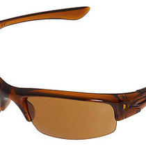 New Oakley Bottlecap Sunglasses Dark Amber/bronze Photo