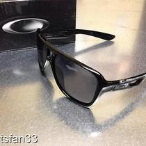New Oakley Dispatch Ii 2 Gp75 Sunglasses Polished Black Camo Frame/grey Lens Photo