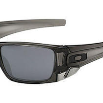 New Oakley Fuel Cell Sunglasses Grey Smoke/black Iridium Photo