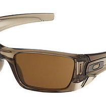 New Oakley Fuel Cell Sunglasses Polished Brown Smoke/dark Bronze Photo