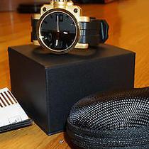 New Oakley Gearbox Gold Watch 26-322 Photo