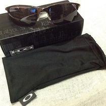 New Oakley Half Wire 2.0 Sunglasses Black Chrome/grey Photo