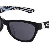 New Oakley Jupiter Lx Shaun White Sunglasses Polished Black/grey Photo