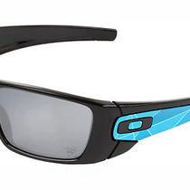 New Oakley Locog Fuel Cell Sunglasses Polished Black/black Iridium Photo