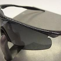 New Oakley M Frame Hybrid Sunglasses Carbon Fiber Dark Gray Iridium Polarized Photo