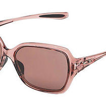 New Oakley Overtime Polarized Sunglasses Rose Quartz/oo Grey Photo