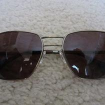 New Oliver Peoples Benet Brown Antique Gold Sunglasses 310 Photo