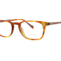 New Oliver Peoples Sir Kent 47 Vintage Light Brown Eyeglasses Photo