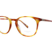 New Oliver Peoples Sir Kent 49 Vintage Light Brown Eyeglasses Photo