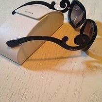 New Original Prada Baroque Sunglasses Photo