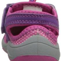 New Oshkosh b'gosh Motion G Sandal (Toddler/little Kid)purple/pink8 M Us Tod Photo