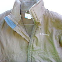 New Other Columbia Birch Trail Jacket Large Mens Army Green Photo