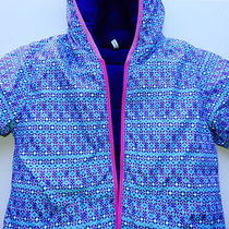 New Other Columbia Reversible Fleece Jacket Medium Girls Purple Photo