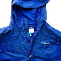 New Other Columbia Watertight Ii Jacket Large Mens Navy Photo