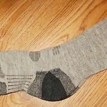New Pair of Tan Carhartt All-Terrain Crew Socks Item Fc503-8471d Size 10-13 Photo