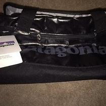 New Patagonia Black Hole Duffel 45l  Black Photo