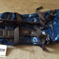 New Patagonia Black Hole Duffel 60l  Blue Photo