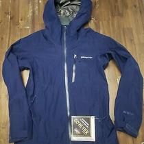 New Patagonia Calcite Gore-Tex Ski Hooded Jacket Womens - Size Xs - 249 Msrp Photo