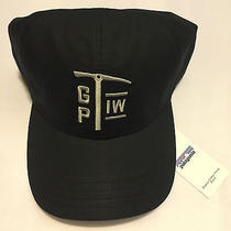 New Patagonia Gpiw Equipment Logo Hat Cap Black One-Size Unisex Photo