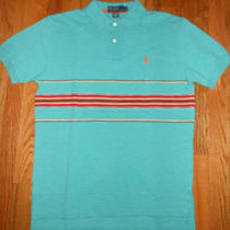 New Polo Ralph Lauren Mens Shirts Tops Size S M L Xl Xxl Collared Button Up Mesh Photo