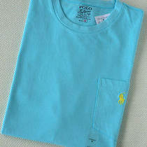 New Polo Ralph Lauren Pocket Pony Cotton Crew Neck T Shirt S M L Xl 2xl Photo