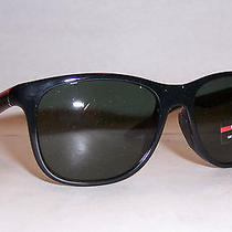 New Prada Sunglasses Sps 03o 1ab3o1 Black/green 03os Authentic Photo