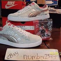 New Puma Rare Yo Mtv Raps Gray Suede Silver Size 10 Photo