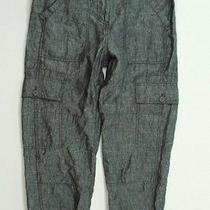 New Pure Dkny Women's  Gray Pants S Photo