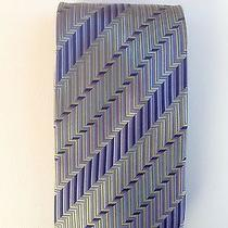 New Purple and Silver Tie  by Modern Elements Photo
