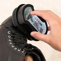 New Quick Shine Shoes Shine Sponge Brush Polish Dust Cleaner Cleaning Tool Ew Photo