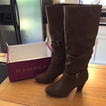 New Rampage Cognac Brown Boots Photo