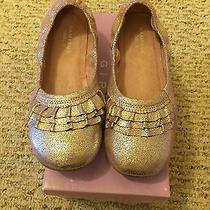 New Rampage Girls Glitter Shoes Size 1 Photo