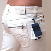 New  Rare Luxury Diamante Jeans  Uk 10/12 by ---  Armani  Jeans Photo