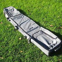 New Rare Oakley Prototype Snow Ski Bag (To Collectors Display Zero Jacket Metal) Photo