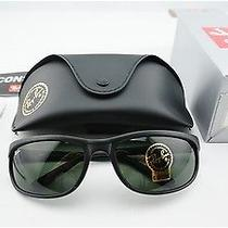 New Ray-Ban Rb2027 W1847 Predator 2 Sunglasses Green Classic G-15 62mm Lenses Photo