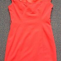 New Red Work Dress Forever 21 Size Medium Photo