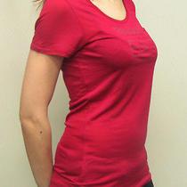 New Reebok Emporio Armani Women's T-Shirt Size L Nwt Photo