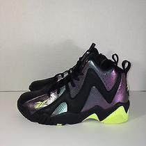 New Reebok Kamikaze Ii Mid Nocturnal/yellow/blck V51847 Men's Casual Shoes sz9.5 Photo